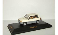 Фиат Fiat Panda 34 (1980) IXO 1:43 CLC068, масштабная модель, IXO Road (серии MOC, CLC), scale43