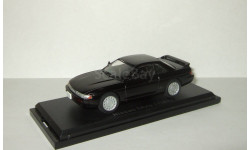 Ниссан Nissan Silvia 1988 Черный Aoshima / Ebbro 1:43, масштабная модель, 1/43