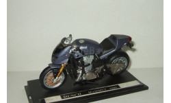 мотоцикл Mammut Munch 2000 Maisto 1:18 БЕСПЛАТНАЯ доставка