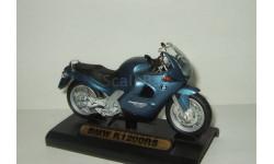 мотоцикл БМВ BMW K1200RS 1997 Majorette 1:18 БЕСПЛАТНАЯ доставка