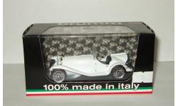 Альфа Ромео Alfa Romeo 2300 1931 Brumm 1:43, масштабная модель, scale43