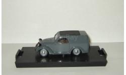 Фиат Fiat 500 B Furgoncino 1946 Brumm 1:43, масштабная модель, scale43