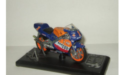 мотоцикл Хонда Honda 500 CC NSR 2000 Majorette 1:18 БЕСПЛАТНАЯ доставка