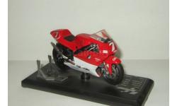 мотоцикл Ямаха Yamaha 500 CC YZR 2002 Majorette 1:18 БЕСПЛАТНАЯ доставка