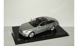 Ягуар Jaguar XJ 2011 IXO 1:43 MOC148, масштабная модель, IXO Road (серии MOC, CLC), scale43