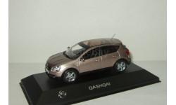 Ниссан Nissan Qashqai 4х4 2009 Золотистый J-Collection 1:43 БЕСПЛАТНАЯ доставка, масштабная модель, scale43