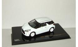 Ситроен Citroen DS3 R3 Rally Spec 'Ready to Race' IXO 1:43 RAM457, масштабная модель, IXO Road (серии MOC, CLC), Citroën, scale43