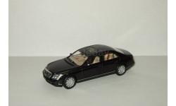 лимузин Майбах Maybach 57 SWB 2003 Черный AutoArt 1:43, масштабная модель, scale43