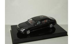 лимузин Майбах Maybach 62 (Длинная версия) 2003 Autoart 1:43, масштабная модель, 1/43