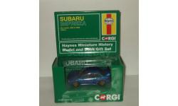 Субару Subaru Impreza Corgi Vanguards 1:43