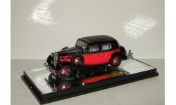 лимузин Майбах Maybach SW38 Spohn Hardtop 1935 Signature 1:43 43702, масштабная модель, scale43