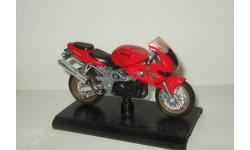 мотоцикл Сузуки Suzuki TL 1000 S 1998 Majorette 1:18 БЕСПЛАТНАЯ доставка