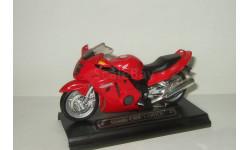 мотоцикл Хонда Honda CBR 1100 XX 1999 Majorette 1:18 БЕСПЛАТНАЯ доставка