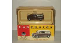 Austin Seven Mini Van Corgi Vanguards 1:43 VA14004