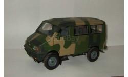 Ивеко Iveco Daily VM90 микро автобус 4х4 Китайская армия Paudi 1:24