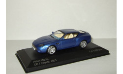 Астон Мартин Aston Martin DB 7 Zagato 2003 Whitebox 1:43, масштабная модель, scale43