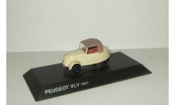Пежо Peugeot VLV 1941 IXO Altaya 1:43, масштабная модель, 1/43