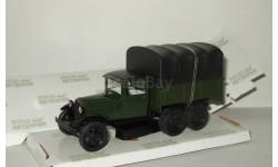 Газ ААА с Тентом Темный 1932 СССР НАП Наш Автопром 1:43, масштабная модель, scale43
