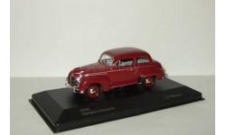 Опель Opel Olympia Limousine 1951 (прототип Москвич 401) Whitebox 1:43, масштабная модель, scale43