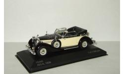 Хорьх Horch 853 A 1938 Black/Beige Whitebox 1:43, масштабная модель, scale43