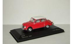 Ауди Audi DKW F94 3=6 1957 Whitebox 1:43, масштабная модель, scale43