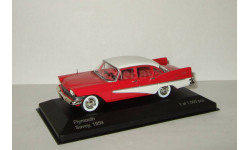 Плимут Plymouth Savoy 1959 Whitebox 1:43, масштабная модель, scale43