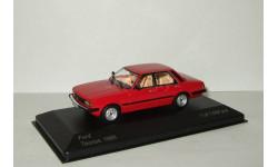 Форд Ford Taunus 1980 Whitebox 1:43, масштабная модель, scale43
