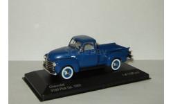 Шевроле Chevrolet 3100 Pick Up 1950 Пикап Whitebox 1:43, масштабная модель, scale43