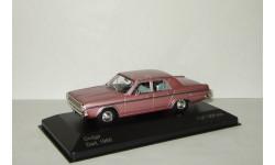 Додж Dodge Dart 1966 Whitebox 1:43, масштабная модель, scale43