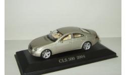 Мерседес Бенц Mercedes Benz CLS 500 I 2004 IXO Altaya 1:43 БЕСПЛАТНАЯ доставка, масштабная модель, Mercedes-Benz, scale43