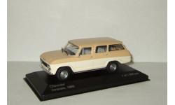 Шевроле Chevrolet Veraneio 4x4 1965 Whitebox 1:43, масштабная модель, scale43