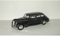 лимузин Зис 110 Черный 1945 СССР НАП Наш Автопром 1:43 Заводской проработанный салон, масштабная модель, scale43