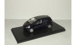 Хонда Honda Fit (Jazz) Ebbro 1:43 43218, масштабная модель, 1/43
