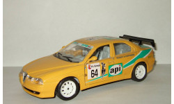 Альфа Ромео Alfa Romeo 156 1998 Bburago Made in Italy 1:24, масштабная модель, 1/24, Ford