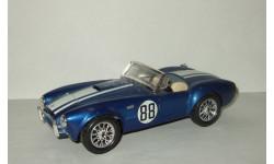 AC Cobra 427 1962 Bburago Made in Italy 1:24, масштабная модель, AC Cars, scale24