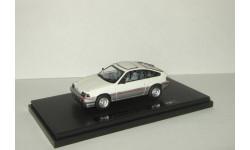 Хонда Honda Ballade Sports CR-X 1984 Белая Ebbro 1:43 44374, масштабная модель, 1/43