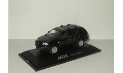 Хонда Акура Honda Acura MDX 2002 Черная Ebbro 1:43, масштабная модель, 1/43