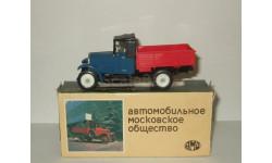 Амо Ф15 грузовик Двухцветный СССР Элекон Арек 1:43, масштабная модель, 1/43