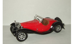 Бугатти Bugatti Type 55 1932 Bburago Made in Italy 1:24, масштабная модель, scale24