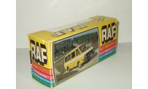 коробка Раф 2203 Агат Тантал Радон Сделано в СССР 1:43, масштабная модель, 1/43, Агат/Моссар/Тантал