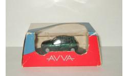 автомобиль Ваз Lada AVVA 1995 г. (Штамп!) Агат Тантал Радон 1:66, масштабная модель, Агат/Моссар/Тантал, scale64
