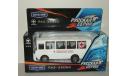 автобус Паз 32053 03 Скорая помощь Медицинский Autotime 1:43, масштабная модель, 1/43, Autotime Collection