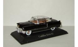 Кадиллак Cadillac Serie 62 King Baudouin Король Бельгии Бодуэн 1960 Atlas 1:43, масштабная модель, scale43