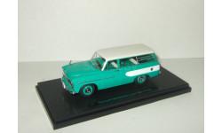 Тойота Toyota Toyopet Masterline Light Van (универсал) 1959 Ebbro 1:43 44342, масштабная модель, 1/43