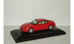 Мазерати Maserati Coupe Cambiocorsa 2002 IXO 1:43, масштабная модель, IXO Road (серии MOC, CLC), scale43