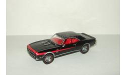Chevrolet Camaro SS 396 1968 Matchbox 1:43 YMC 06, масштабная модель, 1/43