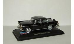 Симка Simca Presidence 1958 Черный Altaya 1:43, масштабная модель, scale43