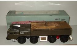 Маз 7310 Ураган СССР Конверсия Элекон 1 43, масштабная модель, 1:43, 1/43