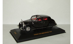 Voisin C28 Ambassade 1936 IXO Museum 1:43 MUS041, масштабная модель, IXO Museum (серия MUS), scale43