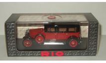 лимузин Фиат Fiat 519 S Limousine 1929 Rio 1:43 4382, масштабная модель, 1/43